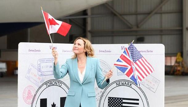 Le Dreamliner, nouvelle vedette de British Airways