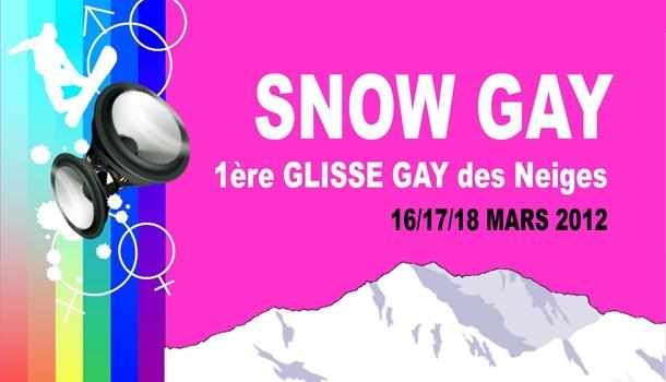 SNOW GAY, l'événement ski gay dans les Pyrénées