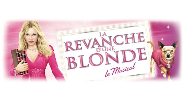 La revanche d'une blonde, bientôt sur les planches parisiennes du Palace!
