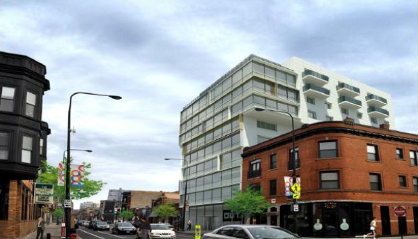 Bientôt un hôtel « straight-friendly » dans le quartier gay de Chicago