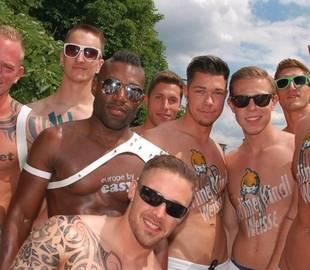 gay pride de Stuttgart (CSD)