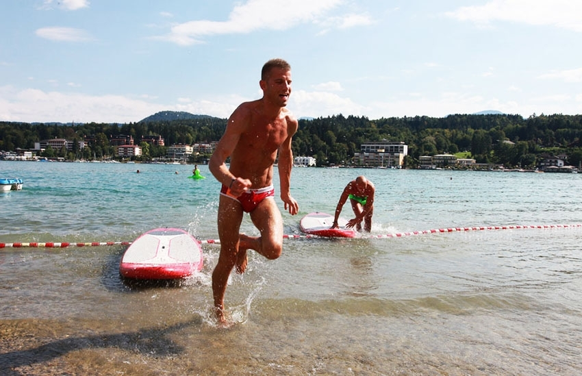 Summer 2014 gay events : the Pink Lake Festival