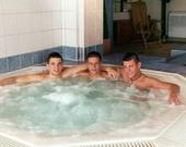 Sauna Les Bains