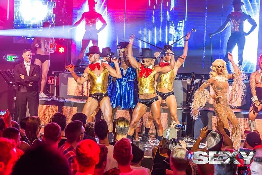 Sexy Cologne Pride
