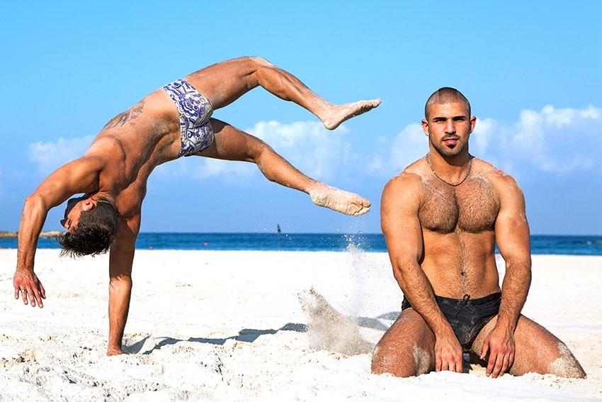 Tel Aviv gay boys