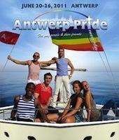 Gay pride d'Anvers : un week-end de festivités aux portes de Paris