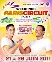 Coup d'envoi du Paris Circuit Party, le festival gay de Paris