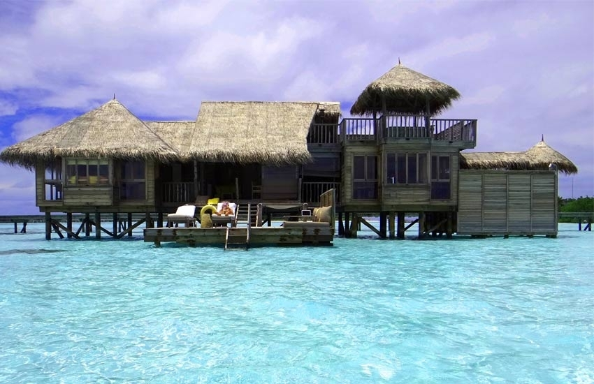 Gili Lankanfushi, Maldivian paradise