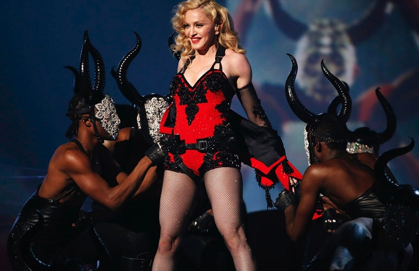 Madonna wants to chat on Grindr!