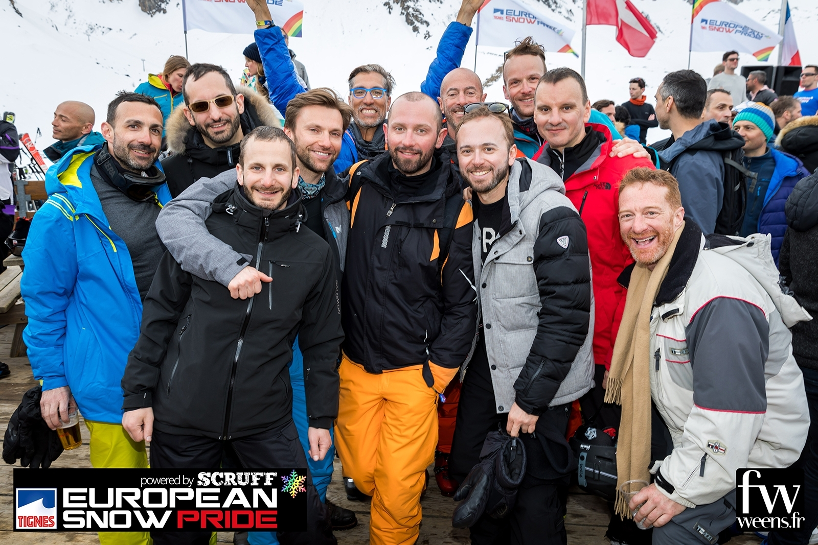 European Snow Pride 2018