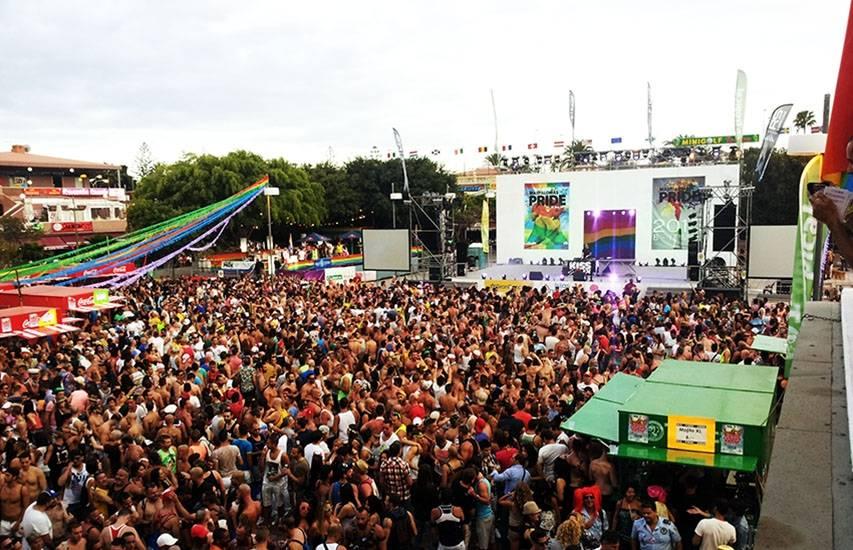 Maspalomas Gay Pride : the Extravaganza is over