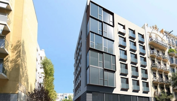 A Second Axel Hotel to Open in Barcelona in 2014