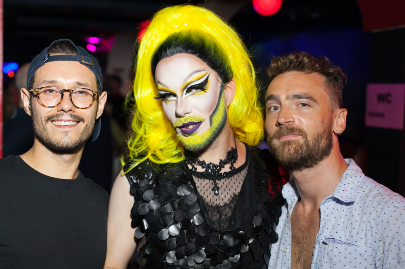 L'autre Paris gay: drag, danse et drinks!