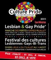 Toute première gay pride au Mans demain !