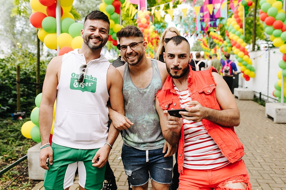 The Top 10 Gay Events in Europe this summer!