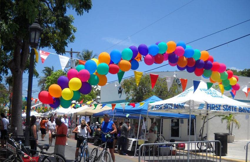 Key West Pride: the pride of a tropical paradise