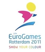 Ouverture des EuroGames 2011, les championnats gay européens, à Rotterdam