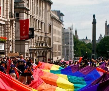 Le calendrier 2012 des Gay Prides dans le monde!