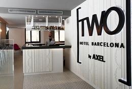 TWO hotel Barcelona photo 3/22