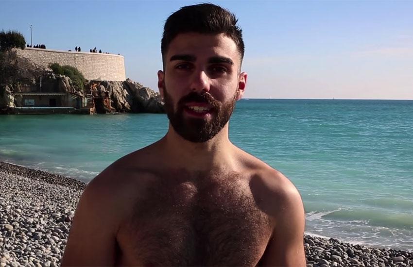 [VIDEO] Armando Santos parrain sexy du Lou Queernaval