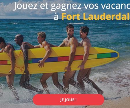Concours Fort Lauderdale : et le gagnant est ... ?