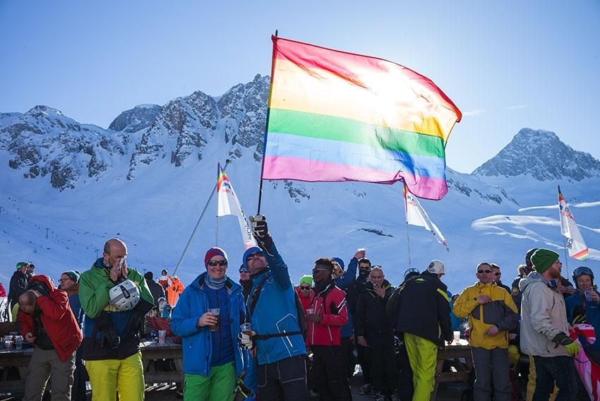 European Snow Pride : dernière ligne droite
