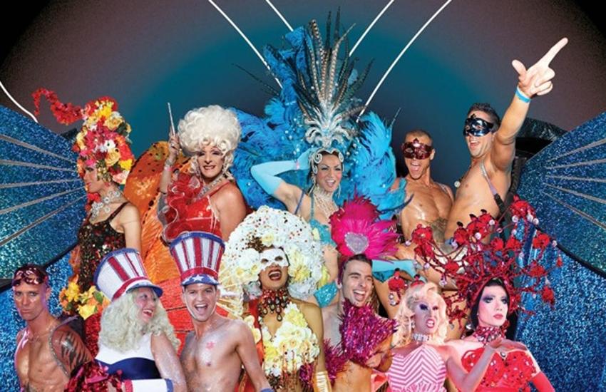Final flamboyant pour le Mardi Gras 2014 à Sydney