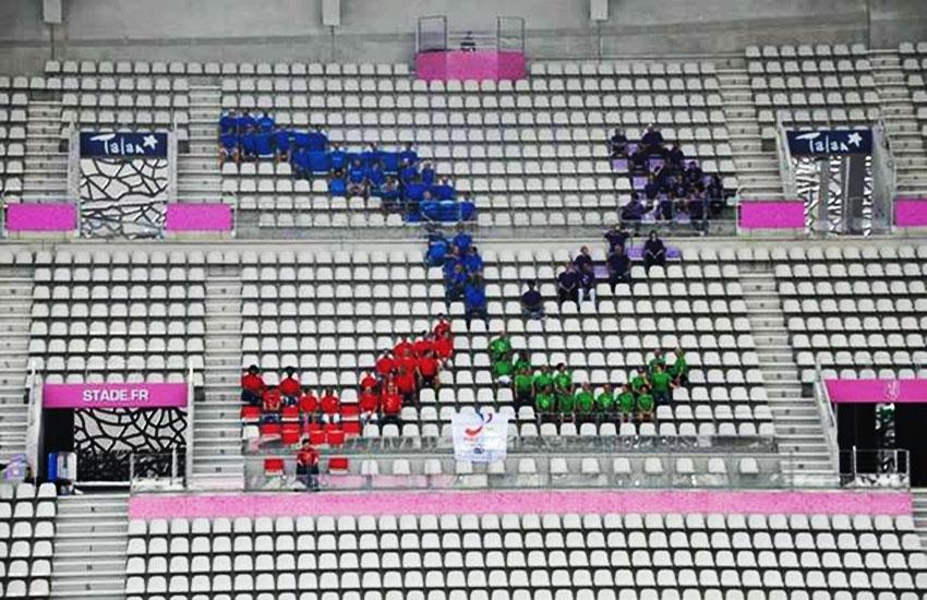 Gay Games de Paris 2018 : Lancement réussi !