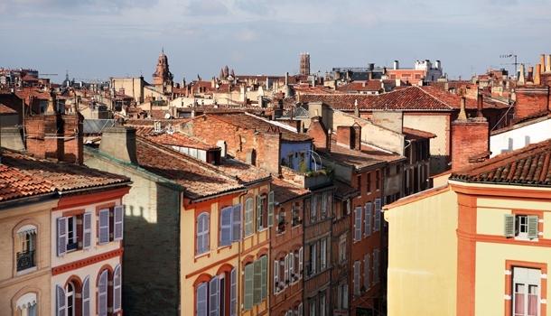 Toulouse de plus en plus rose