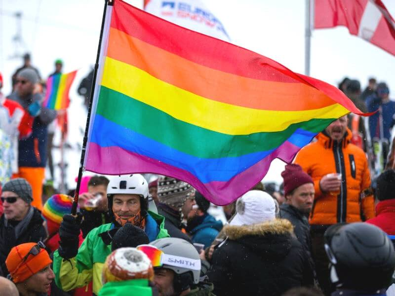 Agarre nos seus esquis: programa do European Snow Pride de 2019