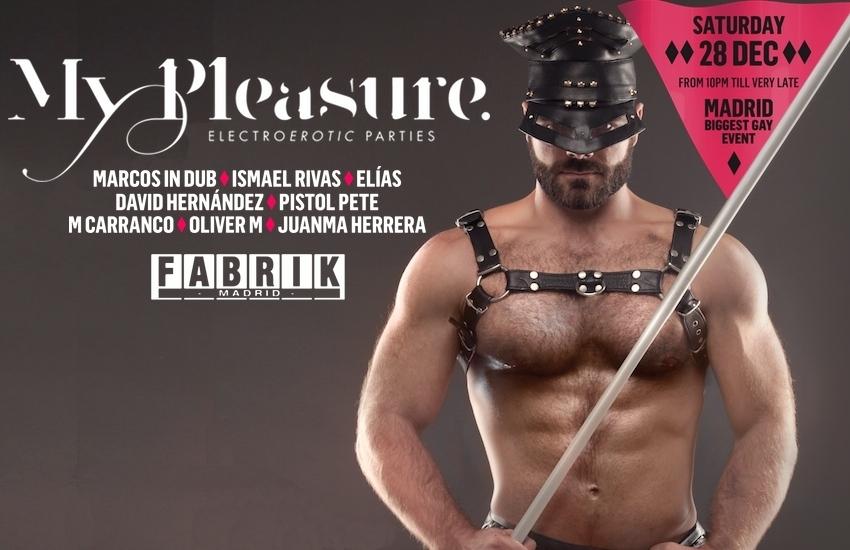 My Pleasure, Madrid's Gay Event