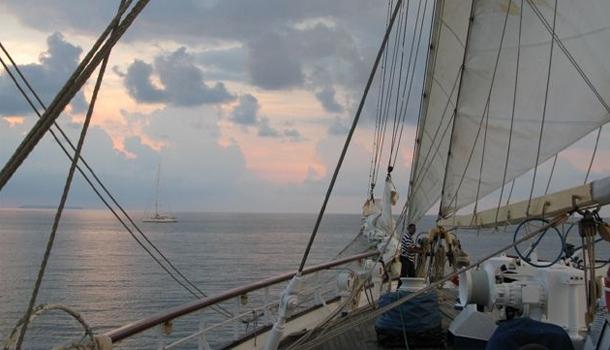 Croisières gay : le charme de la marine à voile