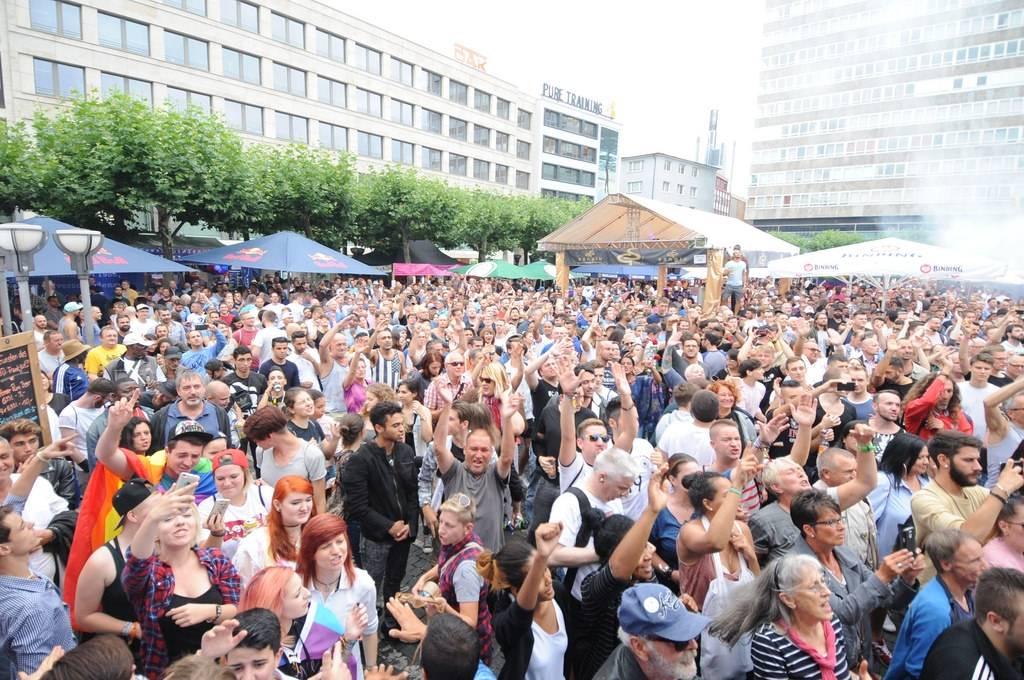 Frankfurt Gay Pride 2020: dates, parade, route - misterb&b