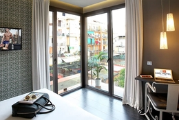 TWO hotel Barcelona photo 18/22