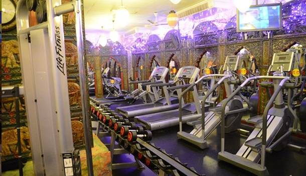 Sun City, a Gym in the Heart of Paris