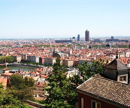 Lyon, ville la plus gay friendly de France