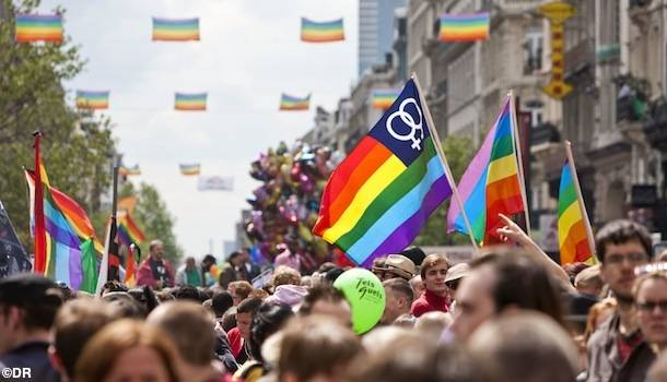 Brussels prepares for its 18th gay pride