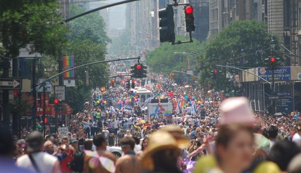 De Rome à San Francisco, des millions de gays dans la rue ce week-end