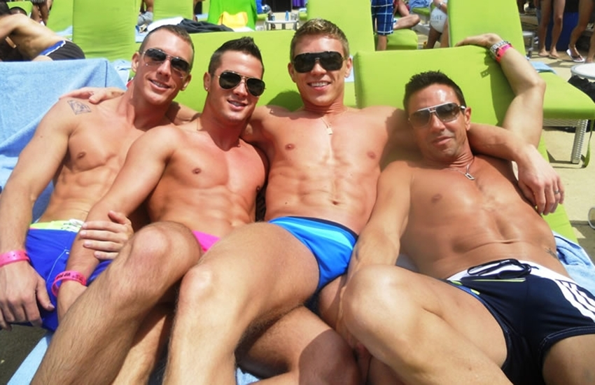 White Party : un spring break 100% gay à Palm Springs