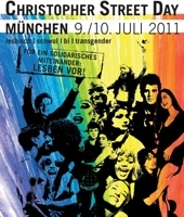 Après Berlin et Cologne, Munich hisse le drapeau arc en ciel !