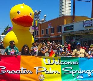 Pride di Palm Springs