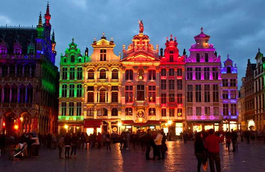 Rainbow Brussels to celebrate 20th Anniversary of Belgian Pride