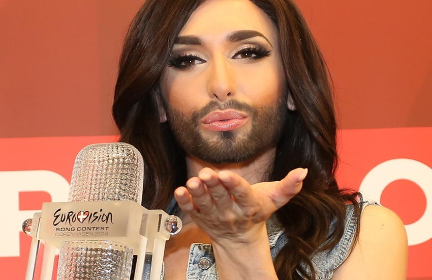 Conchita Wurst to play in Montpellier, France on June 21