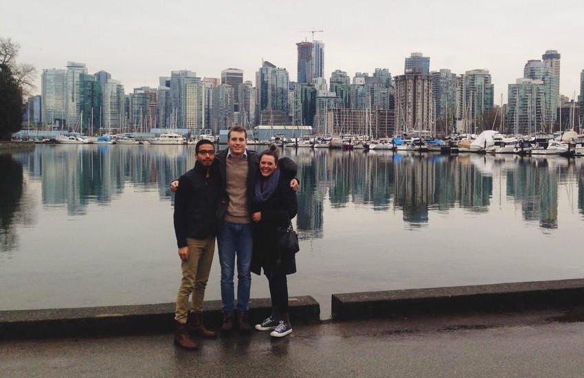 Host story: Host in Vancouver talks about the meaning of sharing