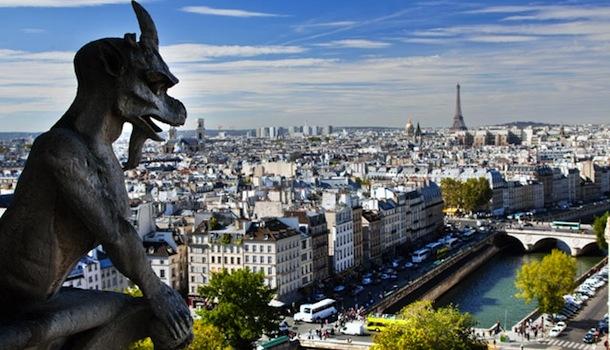 Paris comme vous ne l'avez jamais vue !