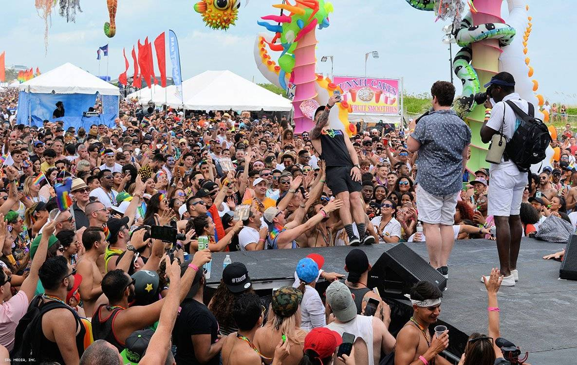 miami gay pride 2021: dates, parade, route - misterb&b