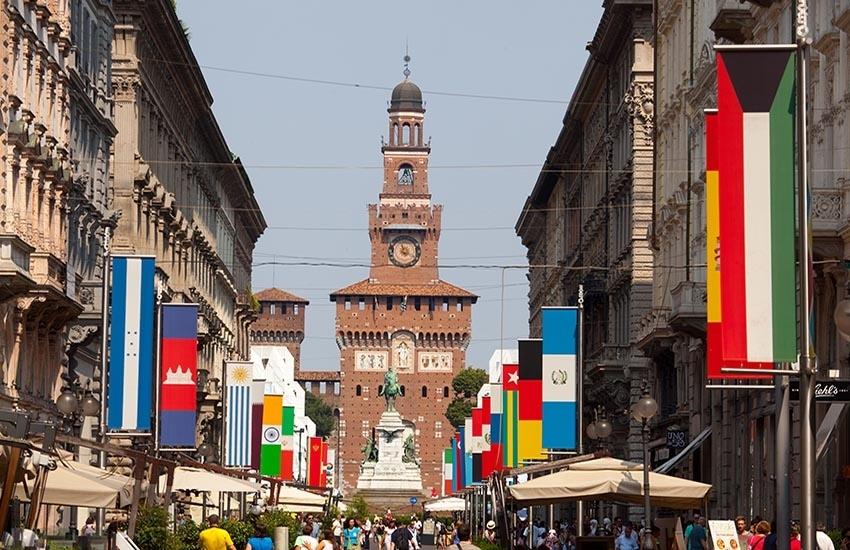 """Gay European getaway: live the """"dolce vita"""" in Milan"""