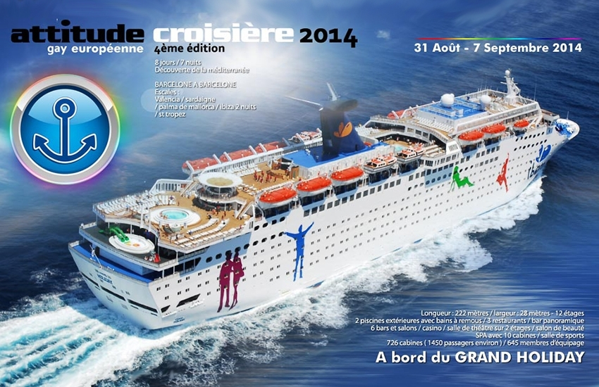 French Gay Cruise is Back !