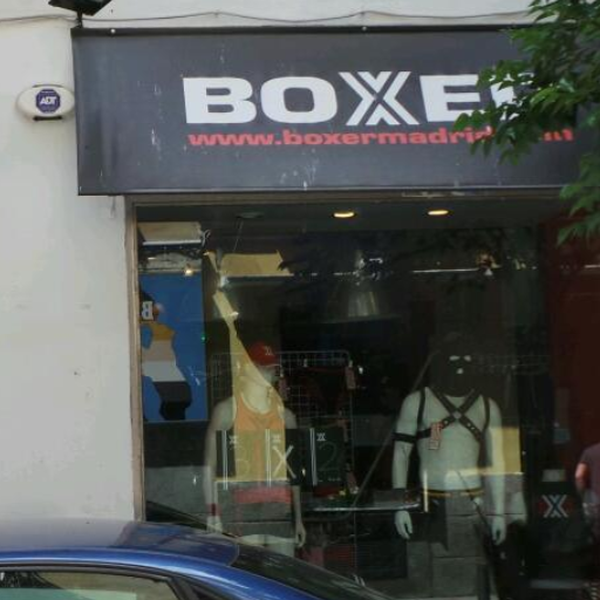 Boxer Madrid