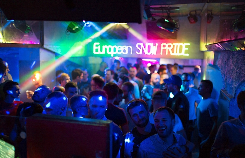 European Snow Pride 2017 powered by SCRUFF : le programme !